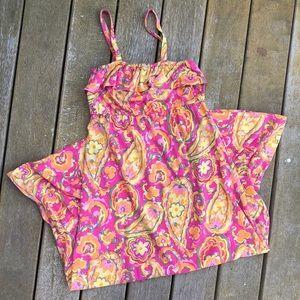 Girls Maxi Dress size 5/6